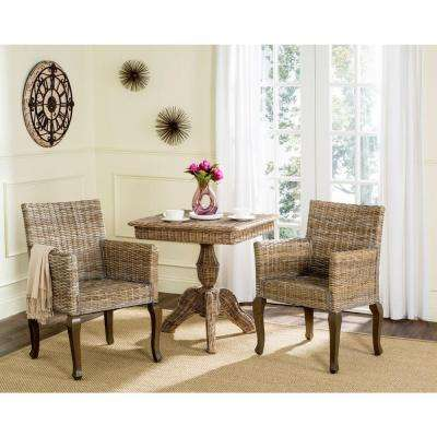 Armando Natural Dining Chair (Set of 2)