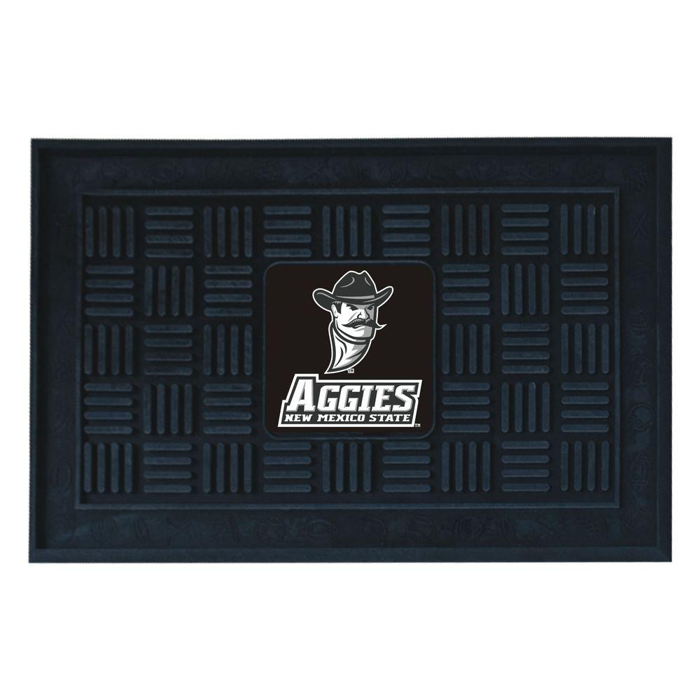Fanmats New Mexico State University 18 In X 30 In Door