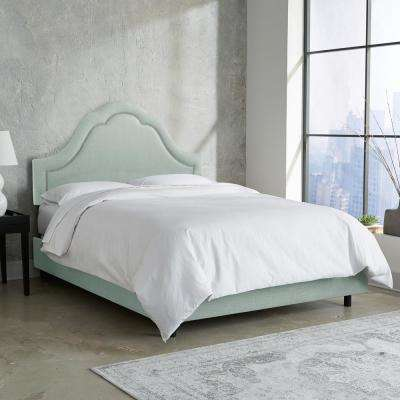 Classic - Wood - Blue - Bedroom Furniture - Furniture - The Home Depot