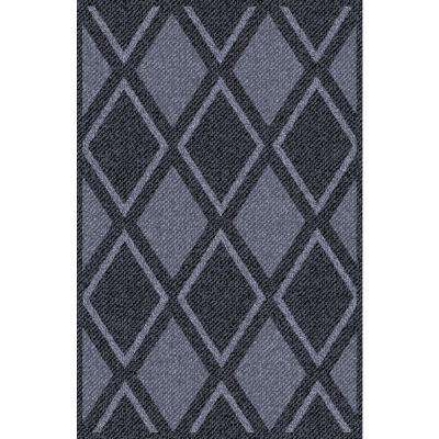 Twill Diamond Multi 2 ft. x 5 ft. Indoor Area Rug