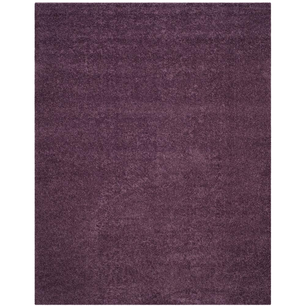 safavieh california shag purple 8 ft x 10 ft area the home depot