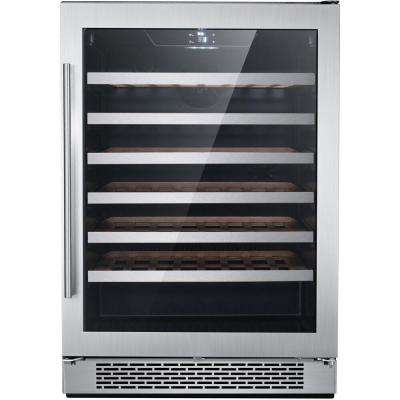 Library Series 24 in. 54-Bottle Wine Chiller