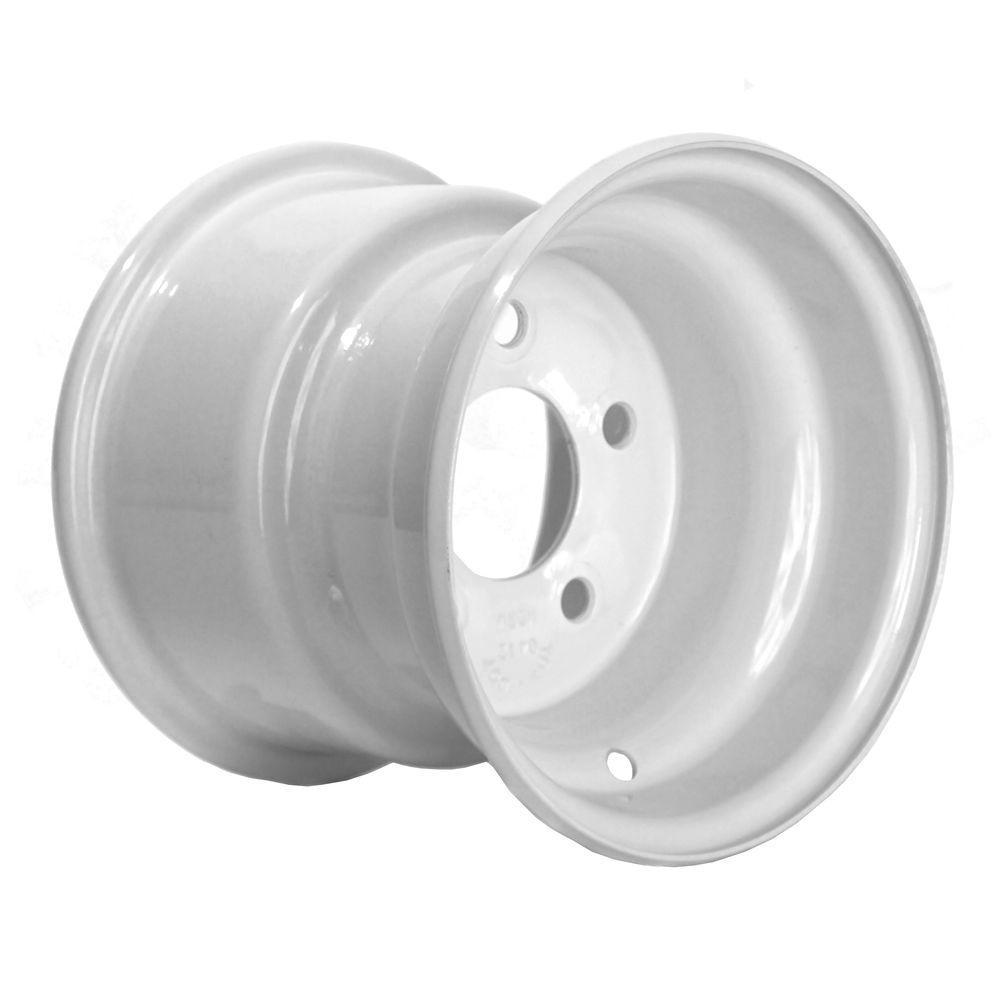 8x7 5-Hole 8 in. Steel Trailer Wheel/Rim