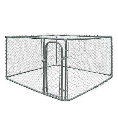 6 ft. H x 7.5 ft. W x 13 ft. L Dog Kennel
