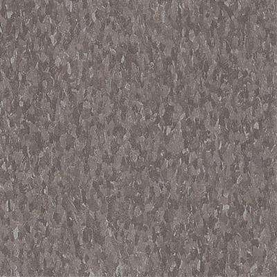 Take Home Sample - Imperial Texture VCT Smokey Brown Standard Excelon Commercial Vinyl Tile - 6 in. x 6 in.