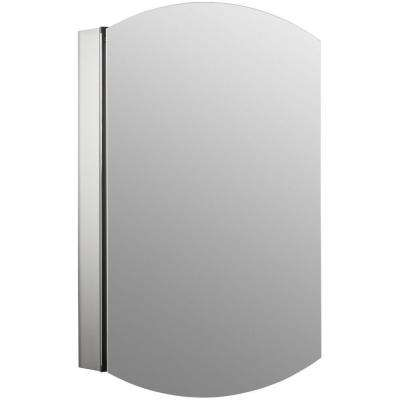 Archer 20 in. x 31 in. Recessed or Surface Mount Medicine Cabinet