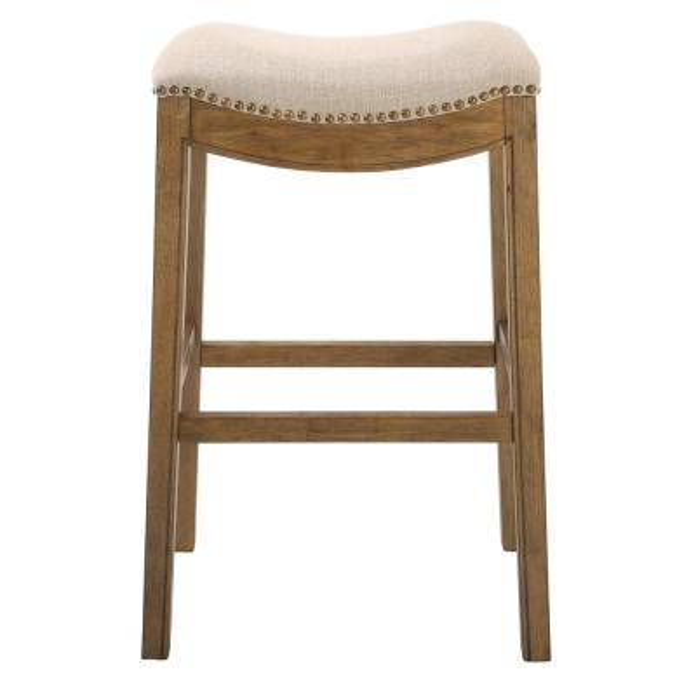 Saddle Seat - Bar Stools - Kitchen & Dining Room Furniture ...