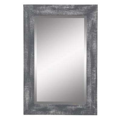Morris Gray Wall Mirror