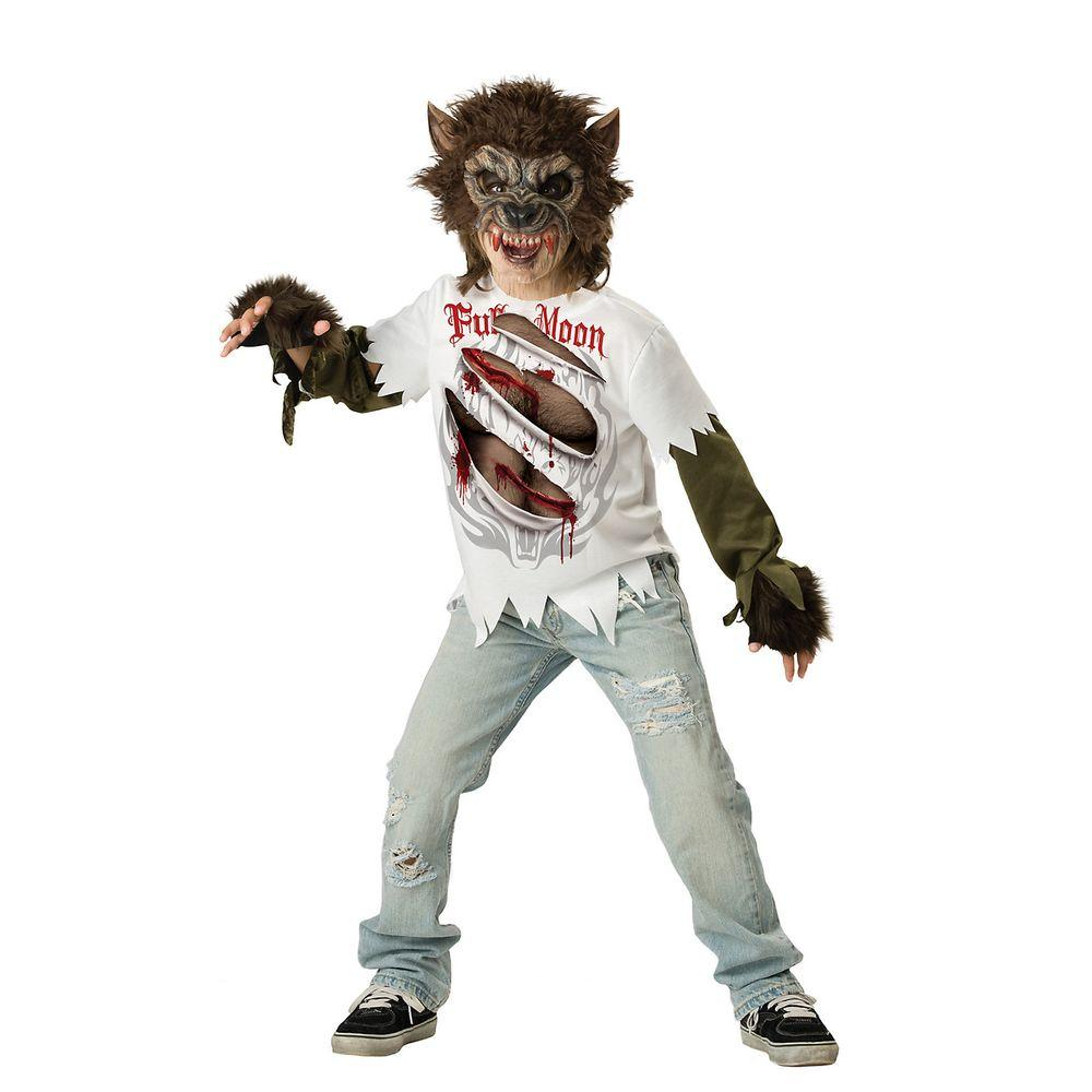 Halloween Costumes For Kidsboys.Incharacter Costumes X Large Boys Werewolf Costume