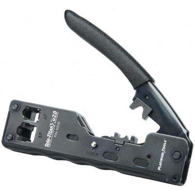 Tele-TitanXg 2.0 CAT6A/10Gig Crimp Tool