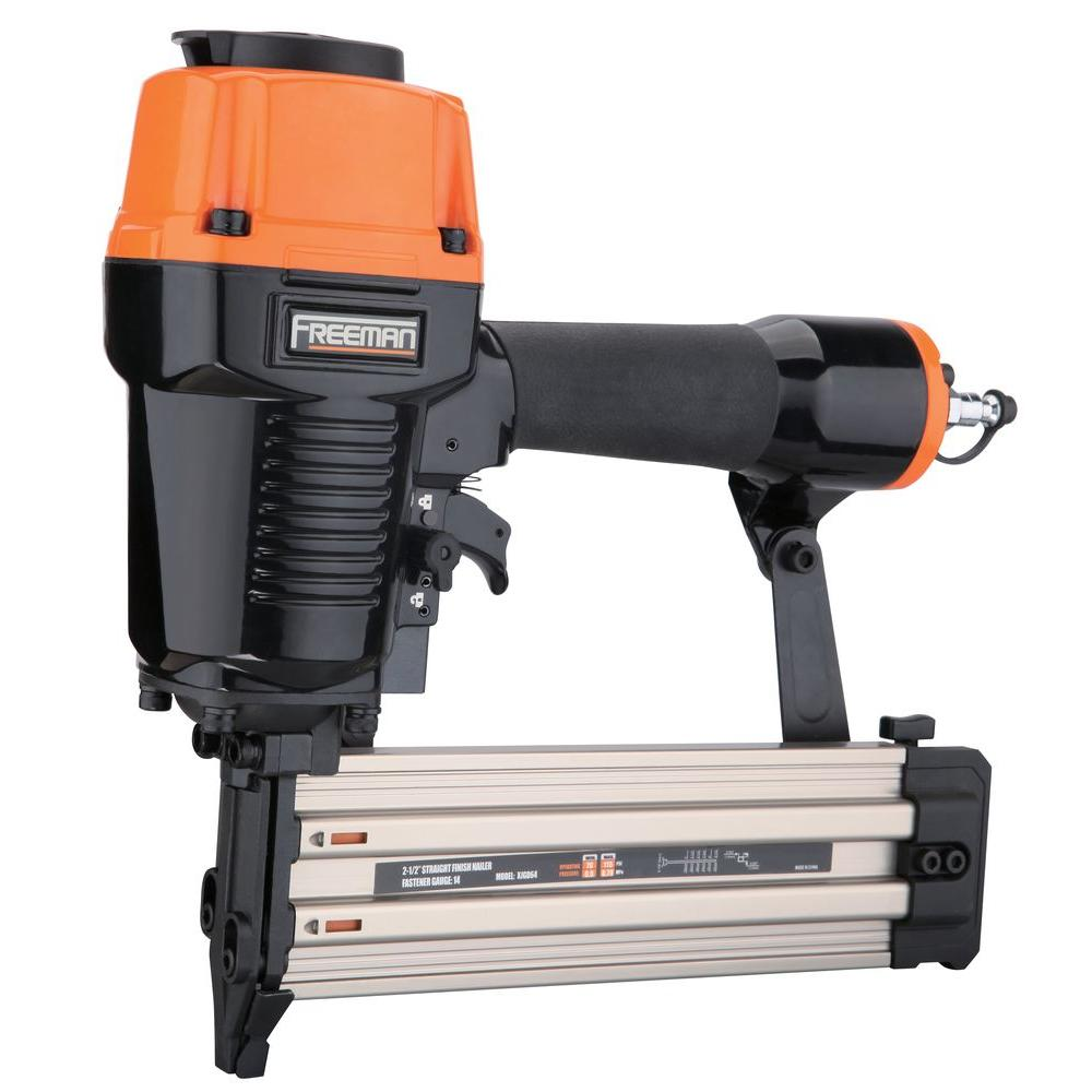 Heavy Duty 2-1/2 in. 14-Gauge Concrete T-Nailer