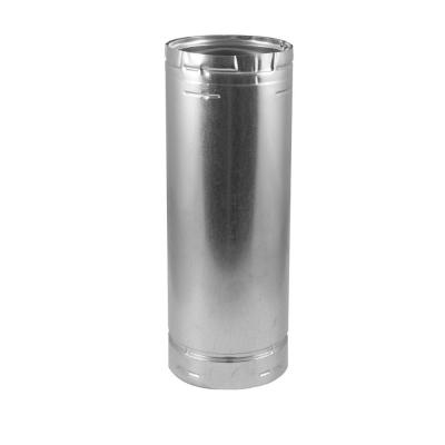 DuraVent 3 in. x 24 in. Type B Gas Vent Pipe for Chimney Pipe