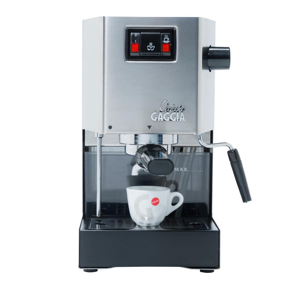 Gaggia Semi Automatic Espresso And Cappuccino Machine 14101 The
