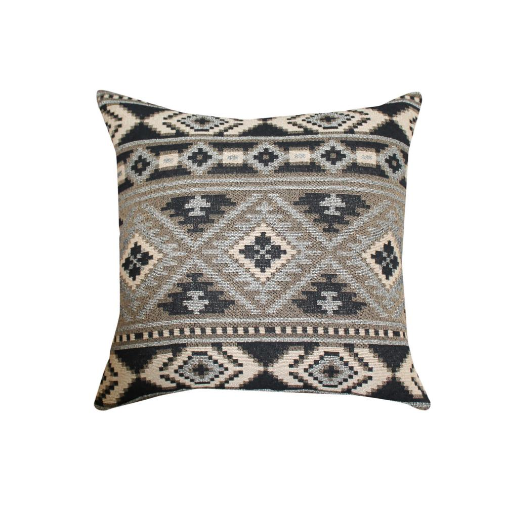 pillow home blue kitchen throw inch com dp cotton perfect pillows finders keepers amazon