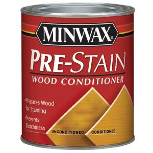 1 qt. Oil Based Pre-Stain Wood Conditioner