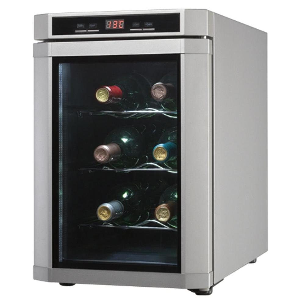 Danby 6-Bottle Thermoelectric Countertop Wine Cooler