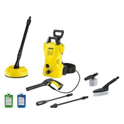 K2 CHK 1,600 PSI 1.25 GPM Electric Pressure Washer