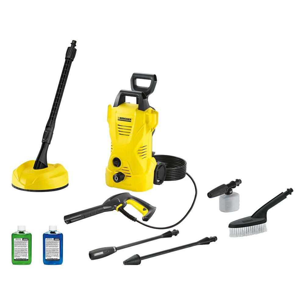 karcher k2 chk 1 600 psi 1 25 gpm electric pressure washer 1 602 rh homedepot com User Training User Training