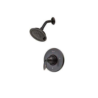 Avalon 1-Handle 5-Spray Shower Only Trim Kit in Tuscan Bronze (Valve Not Included)