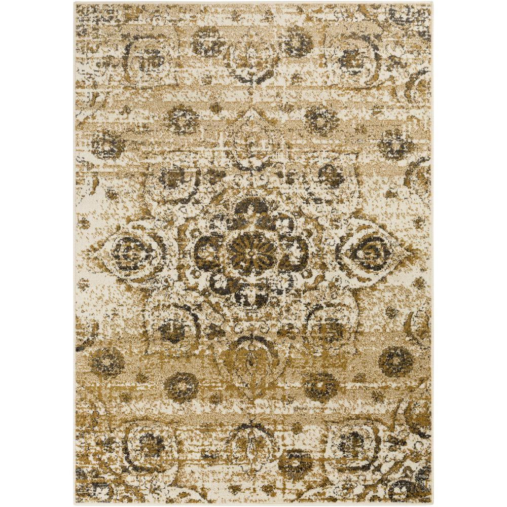Artistic Weavers Morana Tan 2 ft. x 3 ft. Distressed Area Rug
