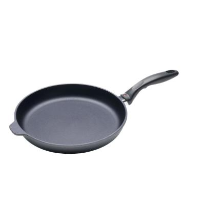 Classic Series 11 in. Cast Aluminum Nonstick Round Frying Pan in Gray
