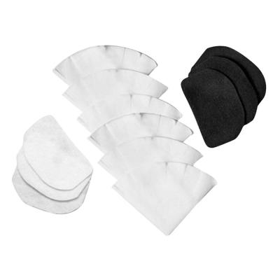 DeLonghi-F6-12 Black and White Deep Fryer Replacement Filter (Set of 12)