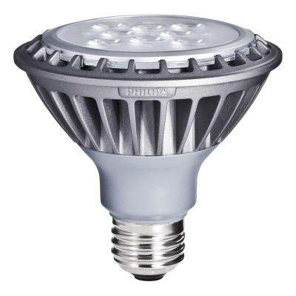 75W Equivalent Soft White (2700K) PAR30S LED Flood Light Bulb (E)* (6-Pack)