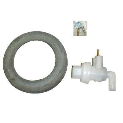 Ball Valve Replacement Package for Portable RV Toilet