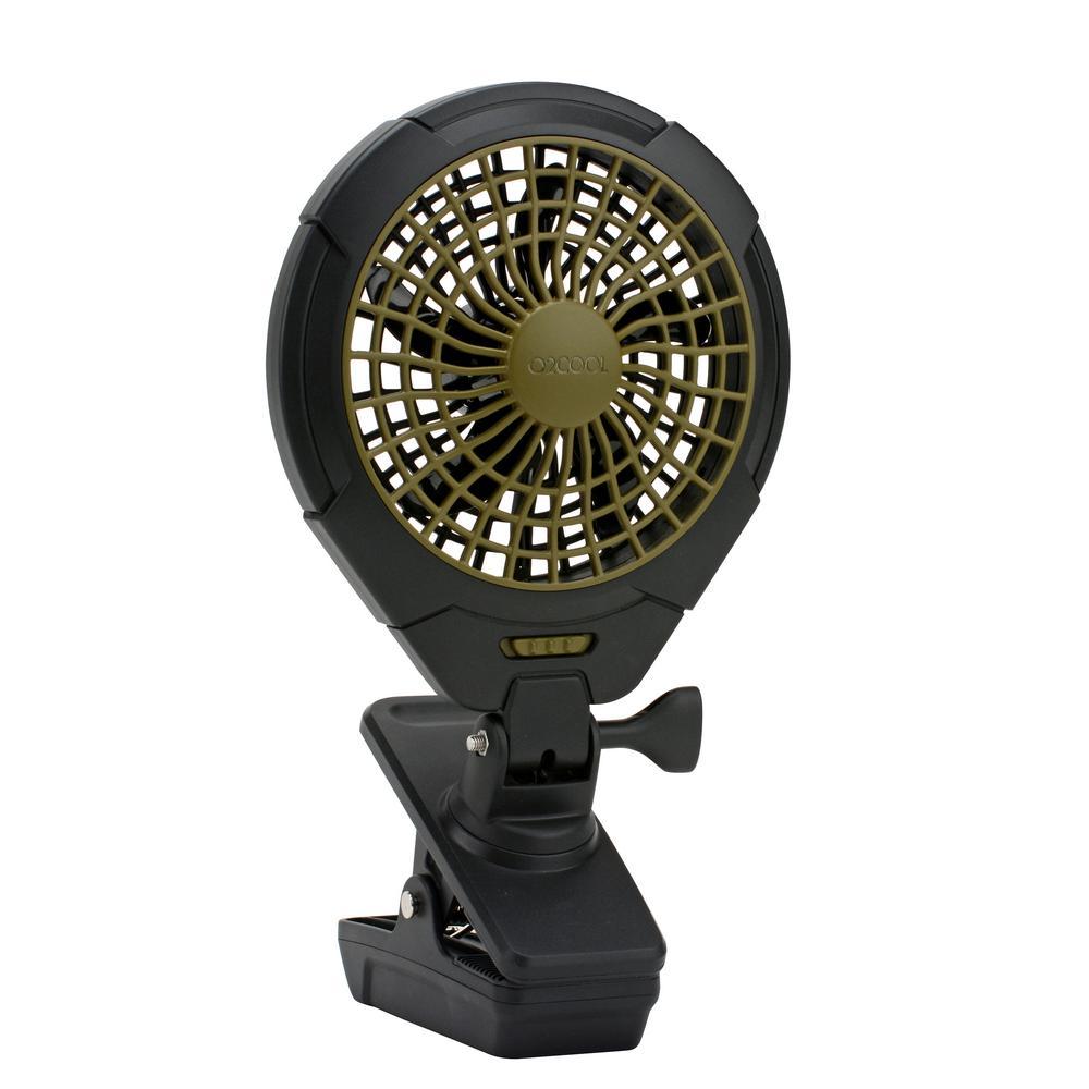 5 in. Clip Fan