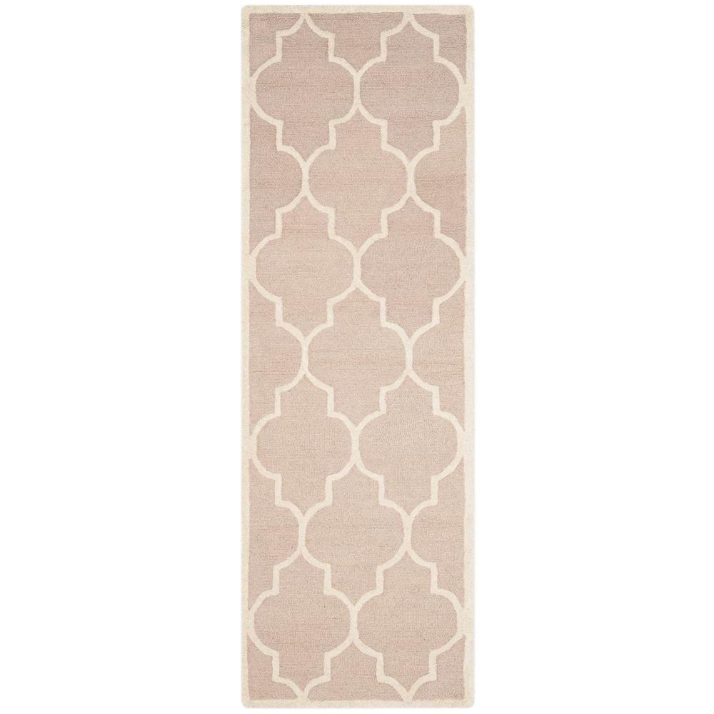 Cambridge Beige/Ivory 2 ft. 6 in. x 8 ft. Runner
