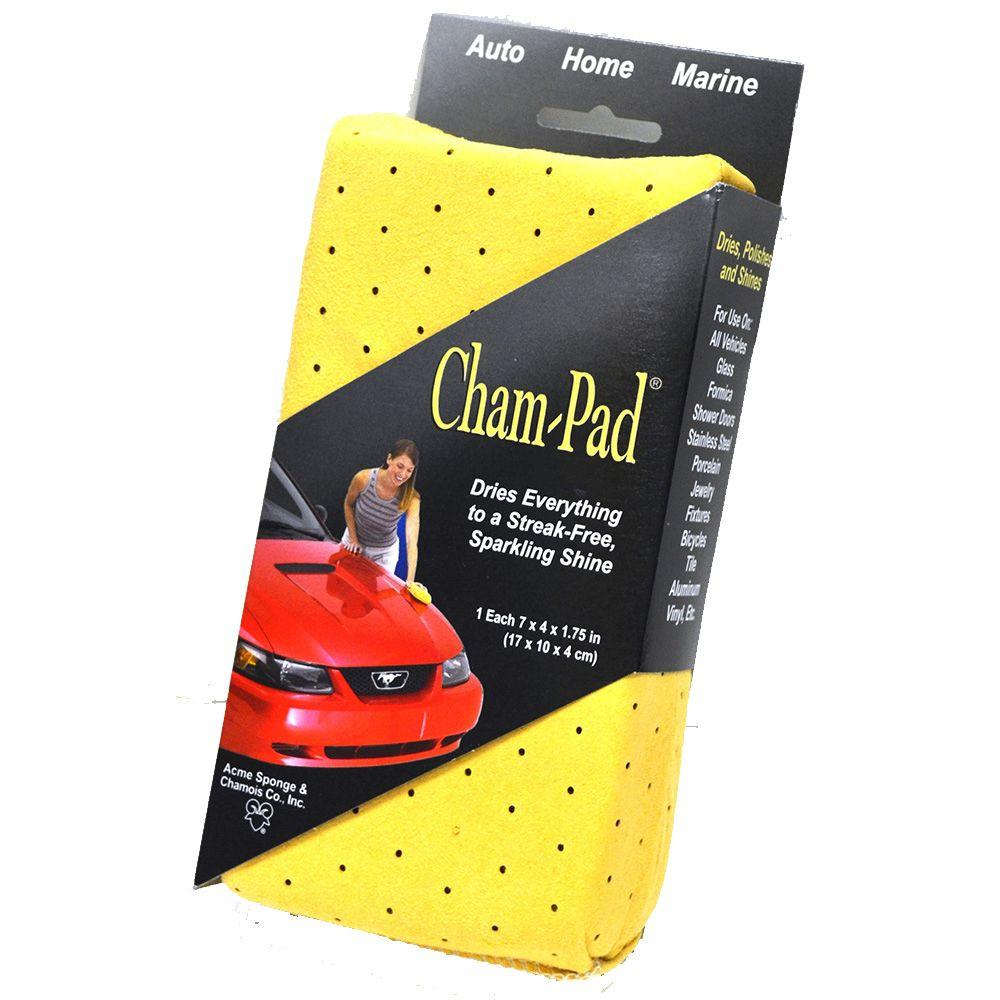 Cham Pad 7 in. x 4 in. x 1.75 in. (6-Pack)