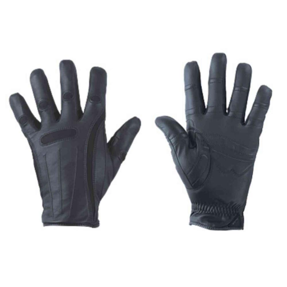 Women's Black Large Dress Glove Pair