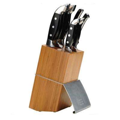 Orion 6-Piece Knife Set with Storage Block