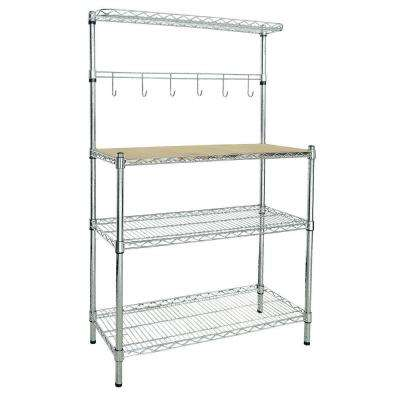 2-Shelf Baker's Rack