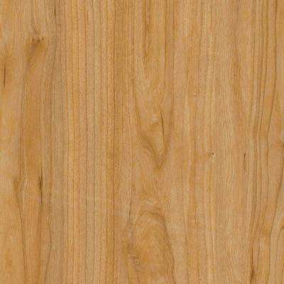 Verge 6 in. x 48 in. Rainier Cherry Glue Down Vinyl Plank Flooring (36 sq. ft. / case)