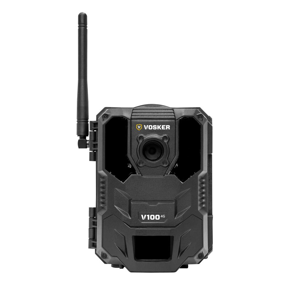 VOSKER Wireless 4G mobile security camera (US)