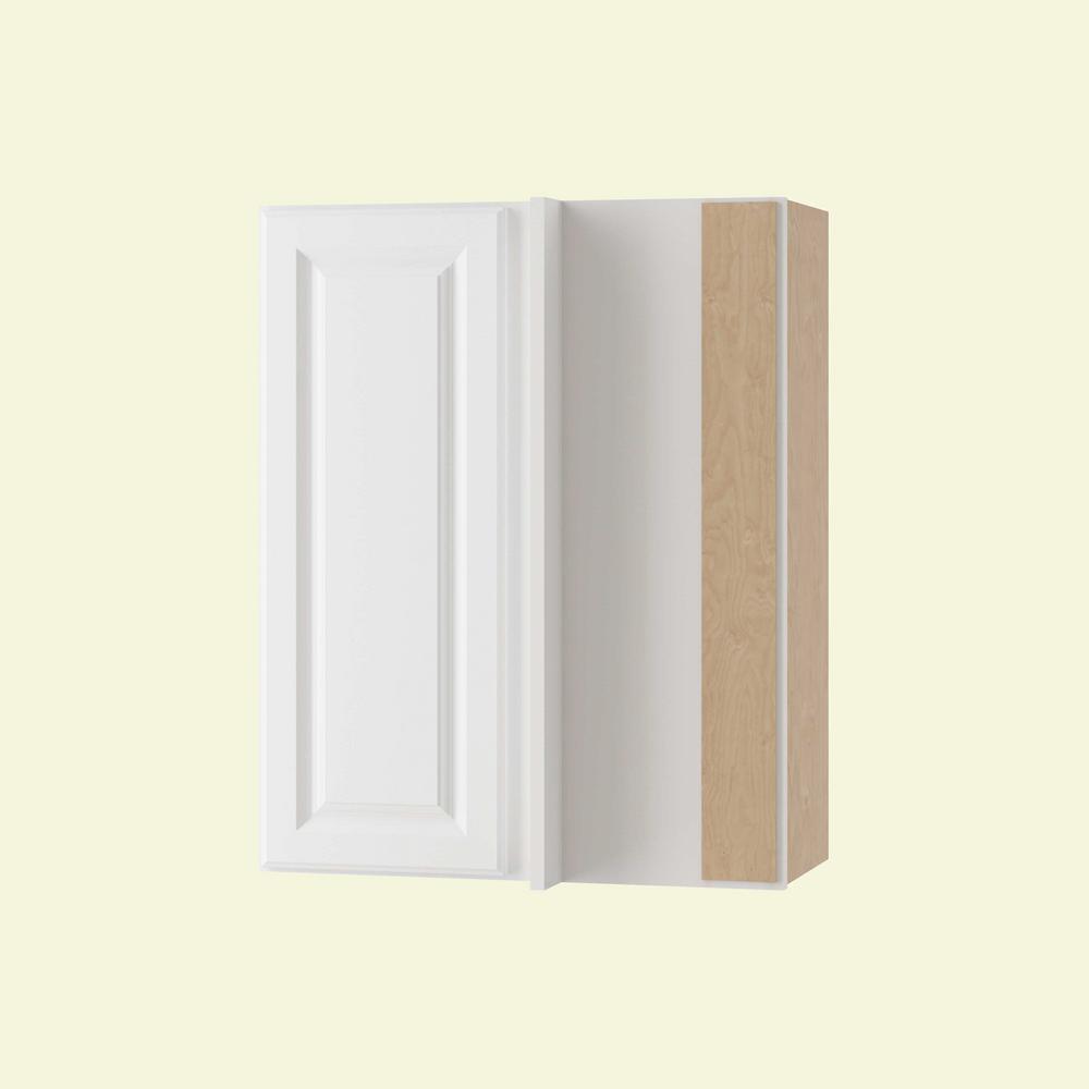 Home Decorators Collection Hallmark Assembled 24x30x12 In Wall Blind Corner Kitchen Cabinet