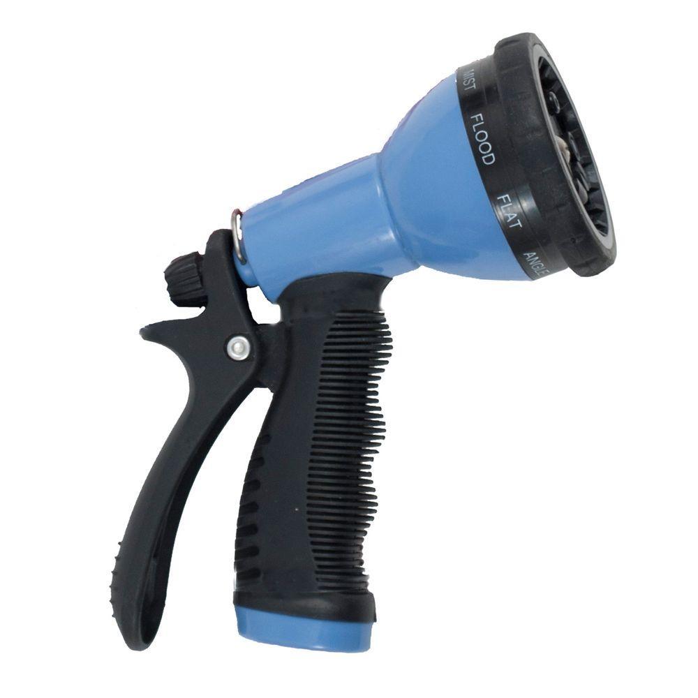 8-Way Plastic Hose Nozzle
