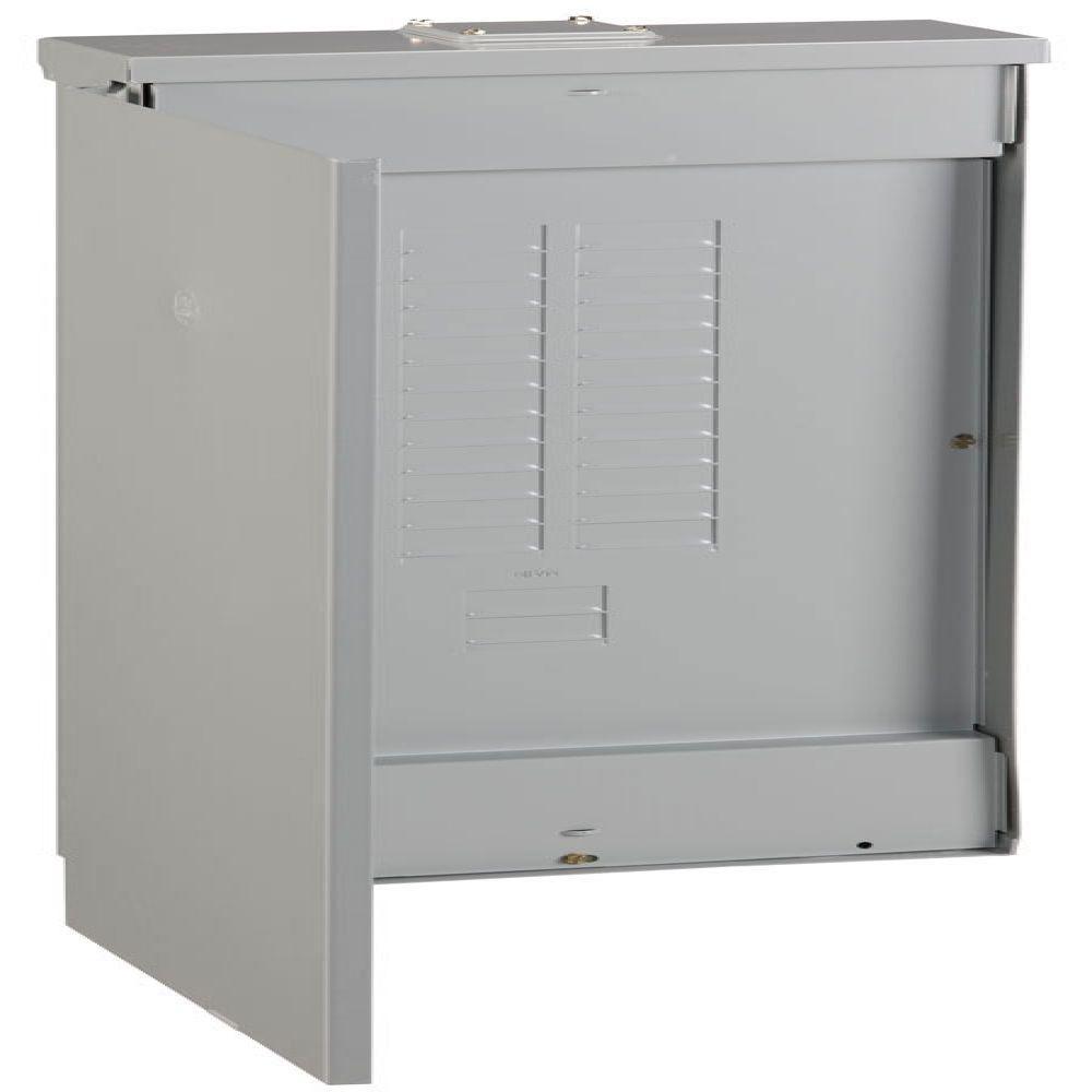 PowerMark Gold 125 Amp 24-Space 24-Circuit Outdoor Main Lug Circuit Breaker Panel