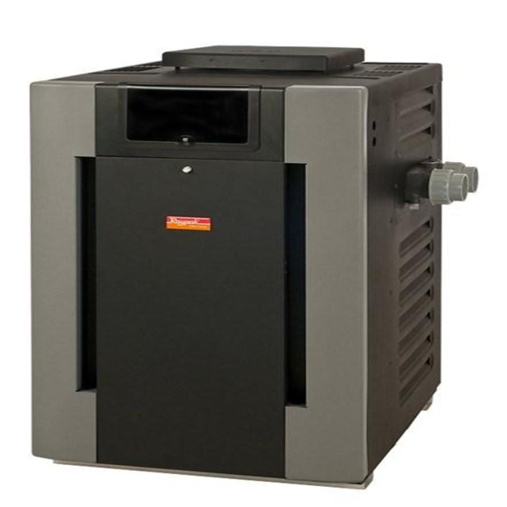 Raypak 336,000 BTU ASME Natural Gas Pool Heater for High Altitude 6,000-9,000 ft.