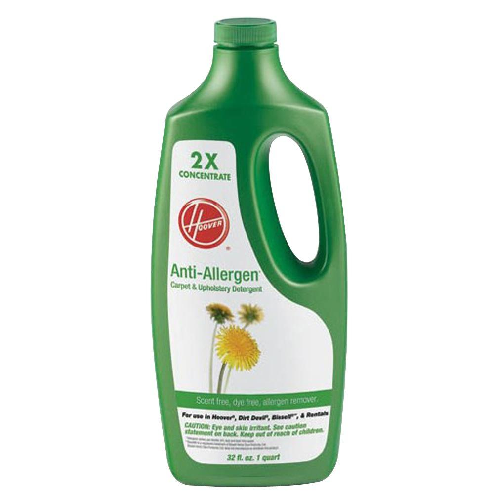 Hoover 32 oz. Anti-Allergen Carpet and Upholstery Detergent