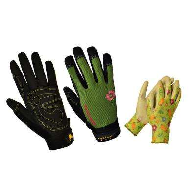 Large Women's Garden High-Performance Gloves