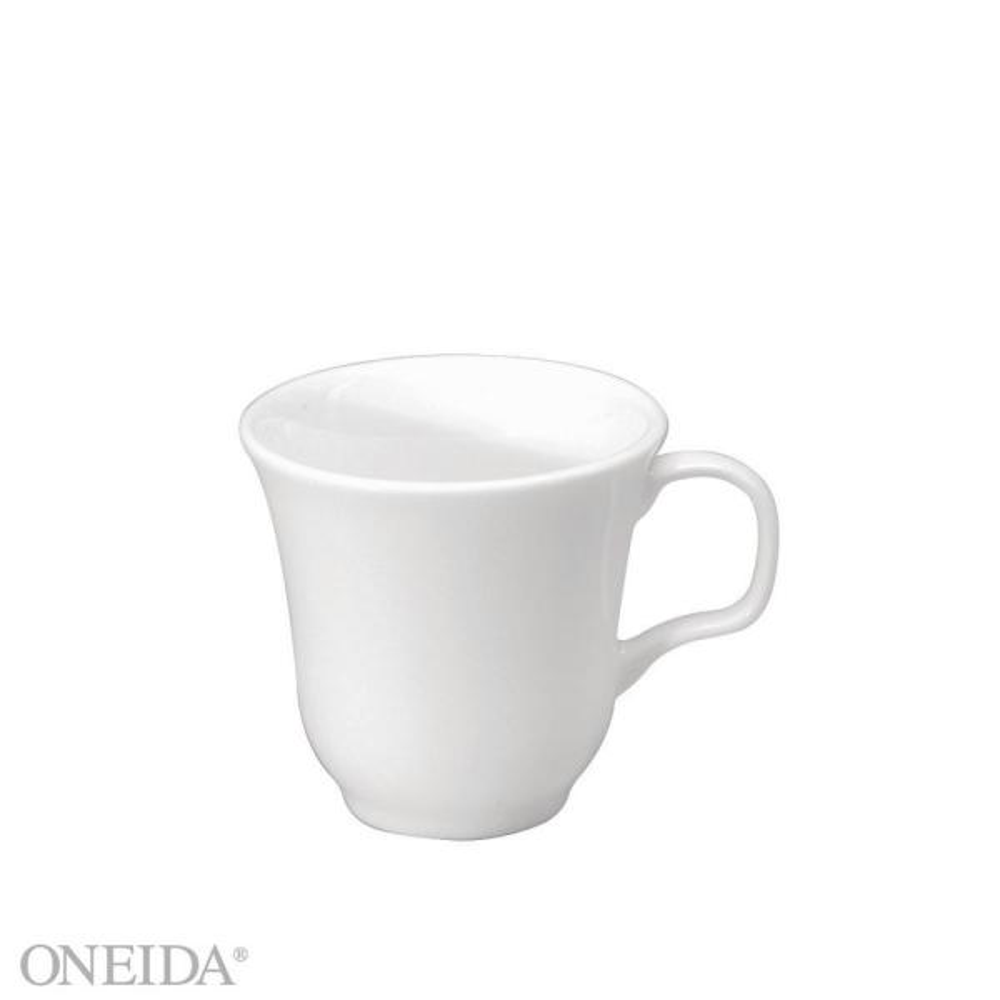 Oneida Gemini 8 5 Oz Bone China Tall Cups Set Of 36 F1130000510 The Home Depot