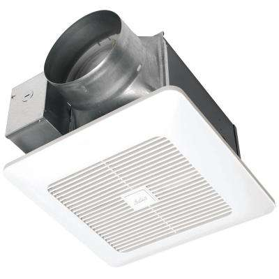WhisperGreen Select Pick-A-Flow 110/130 or 150 CFM Quiet Exhaust Fan Flex-Z Fast Install bracket + 6 in. Duct Adapter