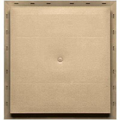 15.5 in. x 16.5 in. #045 Sandstone Maple Meter Mounting Block
