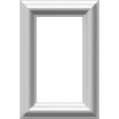 8 in. W x 12 in. H x 1/2 in. P Ashford Molded Classic Wainscot Wall Panel