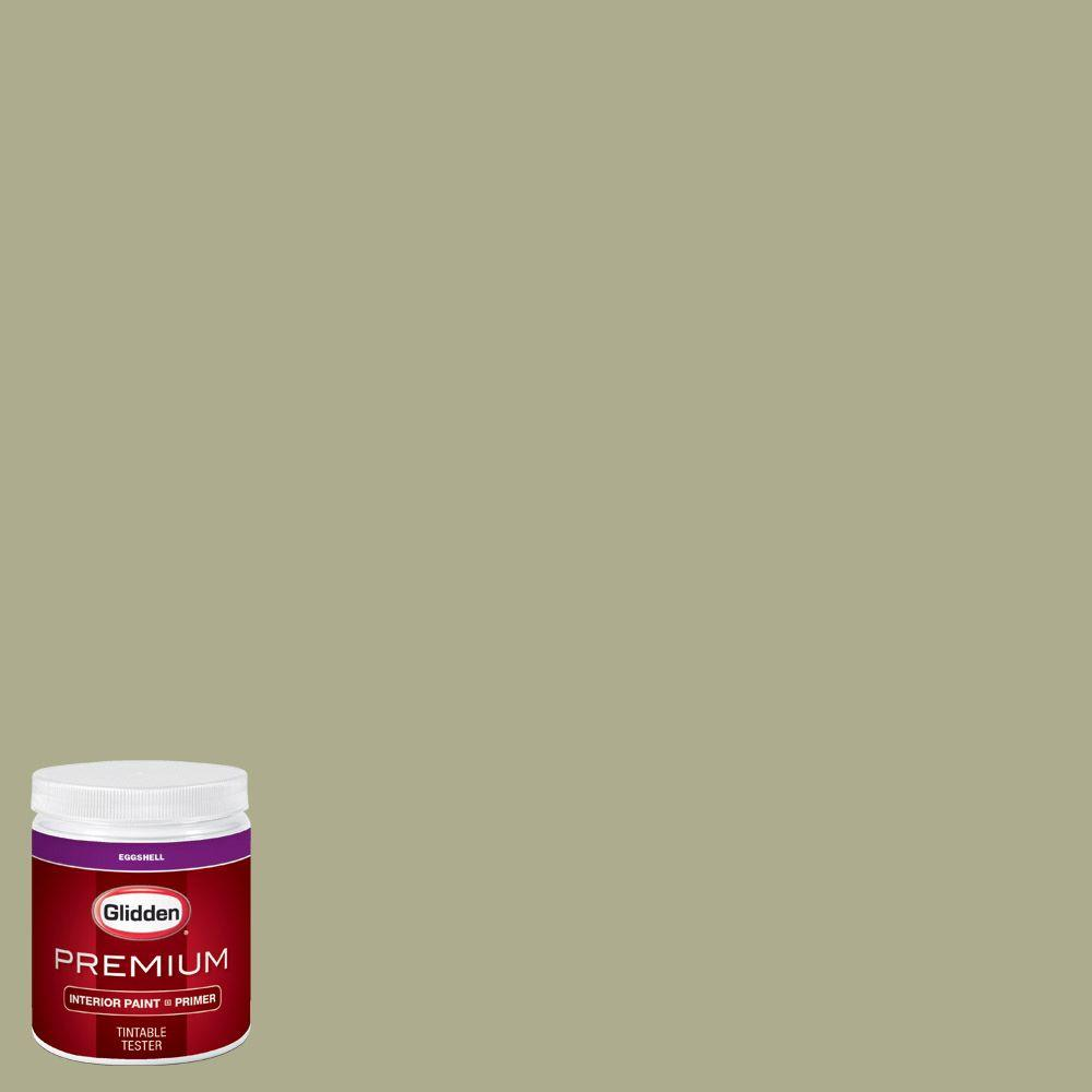 Glidden premium 8 oz hdgg24d always avocado eggshell - Glidden premium exterior paint review ...