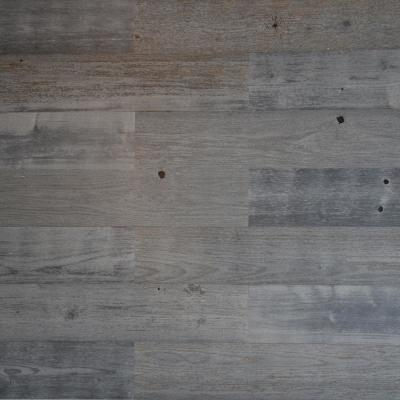 1/8 in. x 5 in. x 12-42 in. Peel and Stick Blue Gray Wooden Decorative Wall Paneling (10 sq. ft./Box)