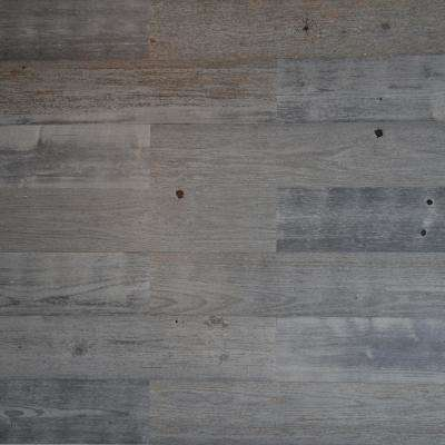 Gray Wall Paneling Boards Planks Panels The Home Depot