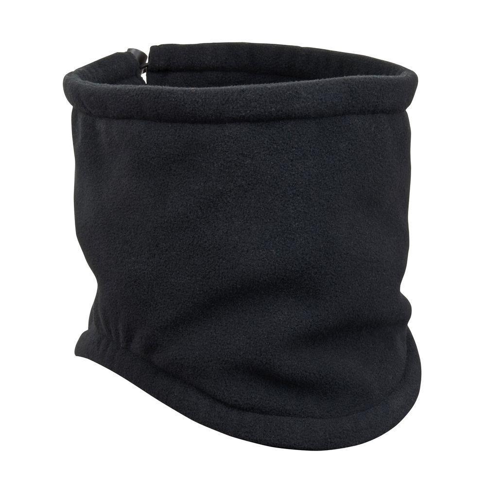Black Deluxe Fleece Gaiter